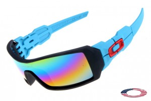 Quick View · Cheap Oakley Oil Rig sunglasses black blue   camo iridium b1eb1ddacb