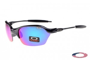 cheap oakleys nq01  Cheap Oakleys Half X sunglasses black / ice iridium